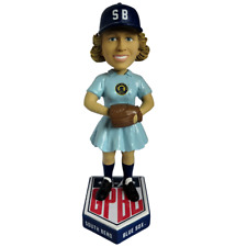 All-American Girls Professional Baseball AAGPBL South Bend Blue Sox Bobblehead