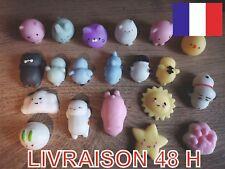 20 animaux anti Stress Relief Mochi Squishy Toys neuf