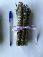 Mini-Lavender Smudge Wand Set (5 wands in a set) BEST SELLER!!!