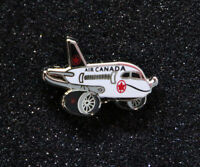 Pin AIR CANADA Dreamliner chubby pudgy Boeing 787 1inch metal Pin B787