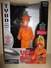 LOST IN SPACE THE CLASSIC TV SHOW SERIES TYBO THE CARROT MAN ALIEN FIGURE MIB