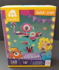 "Goldie Blox Build & Craft ""Lucky's High Roller"" Construction Toy"