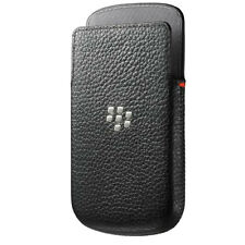 New Litchi pattern Leather Case For Blackberry Q10 Pouch Sleeve Bag