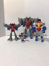 Transformers Starscream Figures Lot