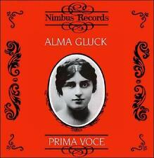 VARIOUS ARTISTS, Alma Gluck: Recordings 1911-1917, Excellent