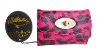 Atticus Wallets Ladies 'Evil Thing' Hot Pink Leopard Print Fashion Purse Fashion