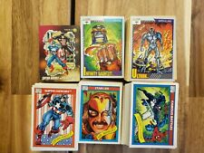 Marvel Cards Extras From Various Sets