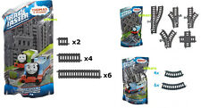27 Pieces STRAIGHT + CURVED + SWITCHES 3x TRACK PACK Thomas Friends Trackmaster