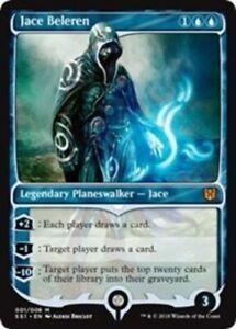 Jace Beleren x4 PL Magic the Gathering 4x Signature Spellbook: Jace mtg card lot
