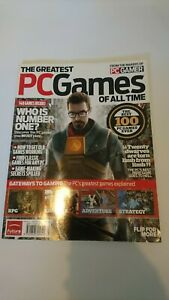 Pc Gamer The Greatest PC Games Of All Time Special Edition 2 half life 2