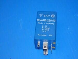 (89-94) PORSCHE 911 / 964 & (92-95) 968 FREQUENCY CONVERTER RELAY 964.618.220.00