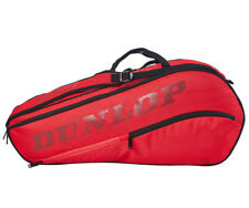 Dunlop Cx Team 8Pk Red Tennis Bag Backpack 2 Pack Racket Bags Racquet 10282343