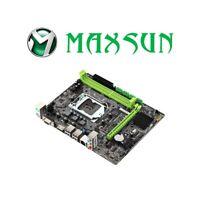 PLACA BASE COMPUTER PC MICRO-ATX MAXSUN H61XL M.2 1155 LGA1155 HDMI DDR3