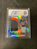 Riley Ridley 2019 Spectra Radiant Rookie Patch Auto RC 96/199 #RRPS-18 Bears