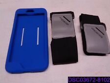 Qty = 4: MoKo GAB iPhone 6 Indigo Armband with 2 Straps