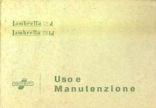 Lambretta manuale manutenzione - workshop manual