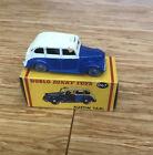 Dublo Dinky Toys #067 Austin Taxi In Original Box Made In England Meccano