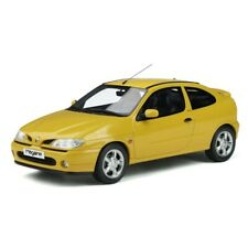Renault Megane Mk1 Coupe 2.0 16V 1999 Yellow 1/18 - OT343 OTTOMOBILE