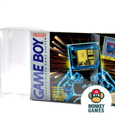 CAJA CONSOLA NINTENDO GAME BOY CLASICA PLASTICO PROTECTOR PLASTIC PROTECTOR BOX
