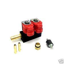 Valtek Rail Injektor Einspritzleiste LPG GPL Typ 30 2 Zylinder 3 Ohm