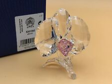 Swarovski Figurine 5301562 Orchid 2 5/8in New Product with Packaging
