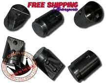 """Crown MFG Yamaha YXZ 1000 1K 1 3/4"""" Roll Cage Connectors Adapters Bungs SXS"""