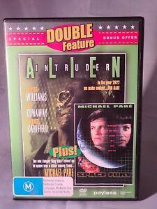 Alien Intruder / Space Fury DVD - Double Feature DVD