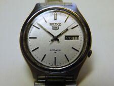 Vintage Seiko 5 Automatic Men's Watch  7009-8810