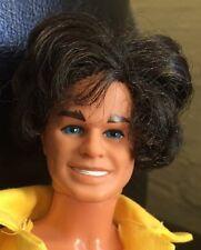 Vintage 1979 Sport N Shave Ken Barbie Doll MATTEL INC Long Brown Hair Blue Eyes
