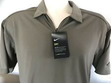 Nwt Nike Sphere Dri Fit Tour Performance Polo Short Sleeved Golf Shirt M $69