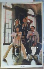"Cheap Trick 22"" x 34"" C/C Series Poster 1978 Usa"