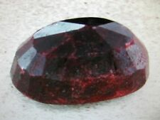 Natural 349.60 African Dark Red Ruby Loose Gemstone For Jewelry-4711