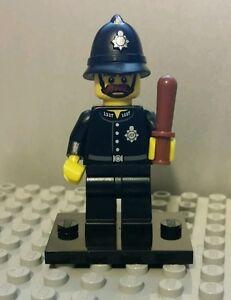 LEGO SERIES 11 CONSTABLE POLICE NEW COLLECTIBLE MINIFIGURE AS SHOWN