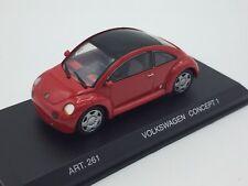 Volkswagen Beetle Concept 1 1994 Detail Cars 261 1/43
