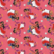DISNEY ELENA OF AVALOR MAKE YOUR OWN MAGIC FABRIC CP63134