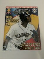 Seattle Mariners Grand Salami Magazine August 2016 Ken Griffey Jr Hall of Fame