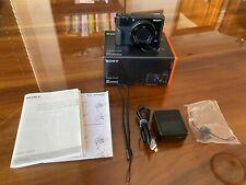 Sony DSC-RX100 III 20.1 MP Digital Camera - Black