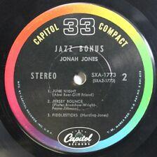 Jazz 45 Jonah Jones - June Night / Soft Winds On Capitol