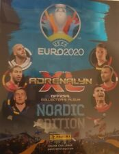 Panini UEFA EURO 2020 Adrenalyn complete Mappe all cards 1-468  + Nordic Binder