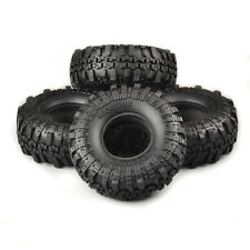 RC 1/10 Truck SWAMPER KNOBBY TIRES W/ Foam 1.9 BEADLOCK Rock Crawler (4PCS)