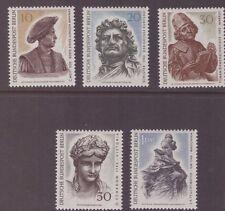 Germania Gomma integra, non linguellato TIMBRO Deutsche Bundespost Berlino 1967 TESORI D'ARTE SG B297 - 302