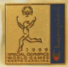 New listing Champion 1999 Special Olympics World Games North Carolina Pin Collector Vintage