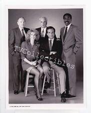 7x9 Photo~48 HOURS ~1990~Phil Jones~Erin Moriarty~Richard Schlesinger~Harold Dow