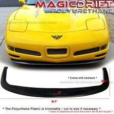 97-04 Chevy Corvette C5 CS Style Front Bumper Lip Splitter Diffuser Polyurethane