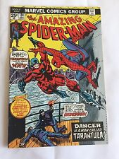 AMAZING SPIDER-MAN #134  1ST APPEARANCE OF TARANTULA PUNISHER CAMEO! NICE!