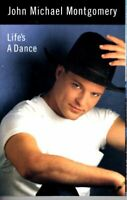 John Michael Montgomery Life's A Dance 1992 Cassette Country Folk Rock Western