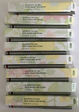 Clinique Quickliner FOR LIPS CHOOSE Root Beer, Tender Taupe, Warm Raisin NIB