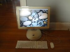 "Apple iMac G4/800 17"" M6498 256MB PowerPC G4 800Mhz 80GB"
