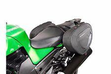 Sacoches latérales  Sw-Motech  BLAZE version haute Kawasaki ZZR1400 (07-)