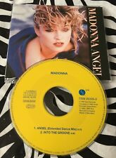 Madonna - Angel / Into The Groove Rare CD Single